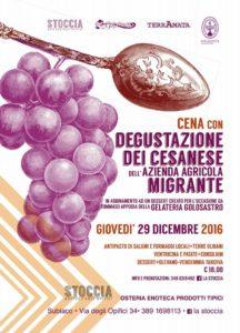 La Stoccia - Azienda Agricola Migrante - Cesanese di Olevano Romano
