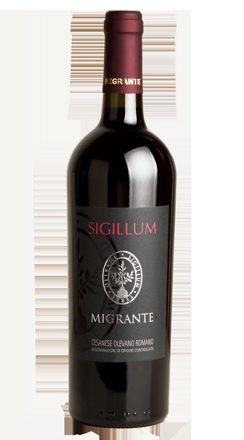 Sigillum - Azienda Agricola Migrante - Cesanese di Olevano Romano