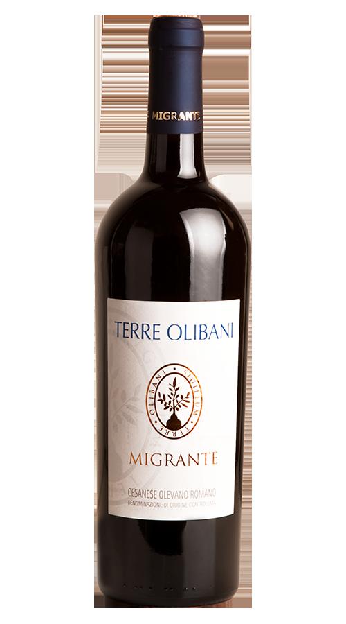 Terre Olibani - Azienda Agricola Migrante - Cesanese di Olevano Romano